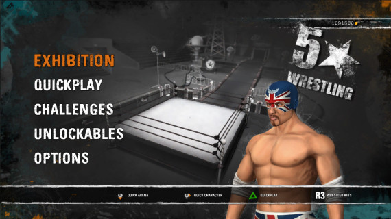 5 Star Wrestling Review Image 1