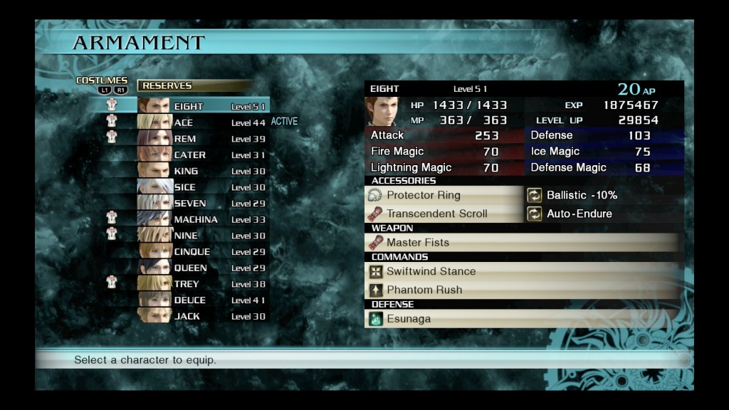 Final Fantasy Type-0 HD Review Image 2