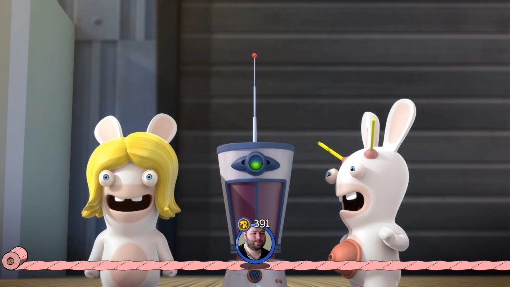 Rabbids Invasion The Interactive TV Show Review Image 1