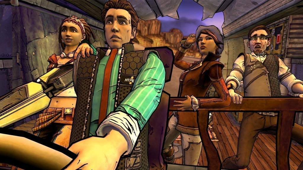 Tales from the Borderlands Atlas Mugged Review Image 1