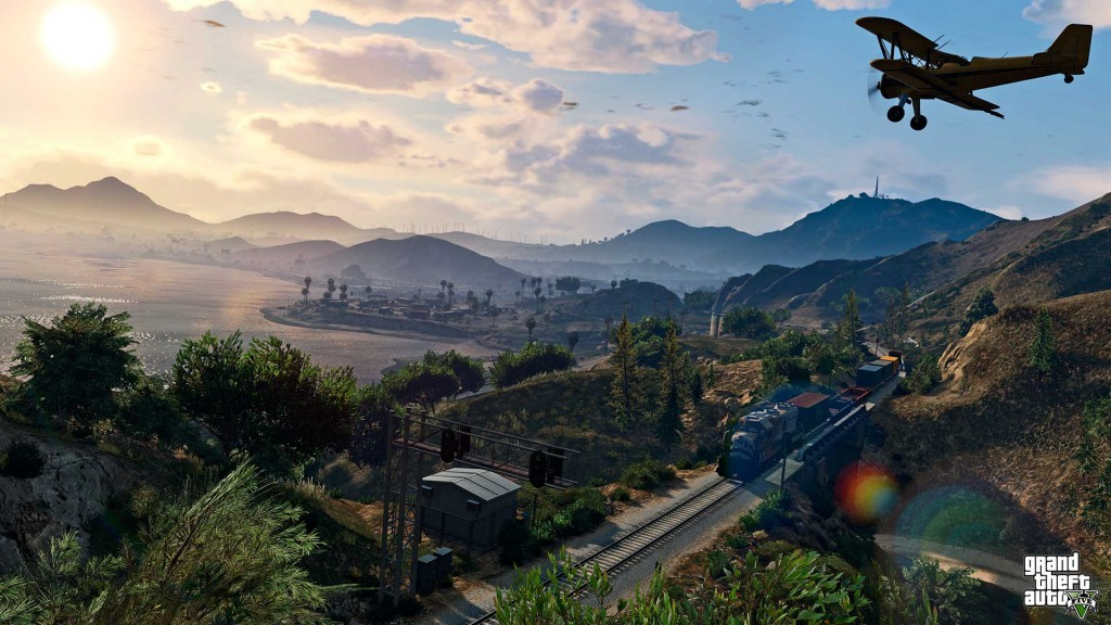 Grand Theft Auto V Review Image 1
