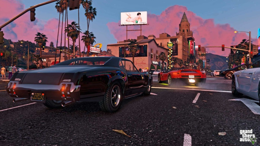 Grand Theft Auto V Review Image 4