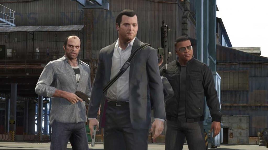 Grand Theft Auto V Review Review Image 2
