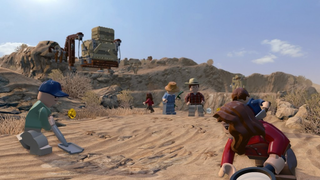 LEGO Jurassic World Review Image 1
