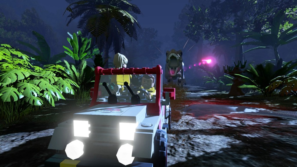 LEGO Jurassic World Review Image 2