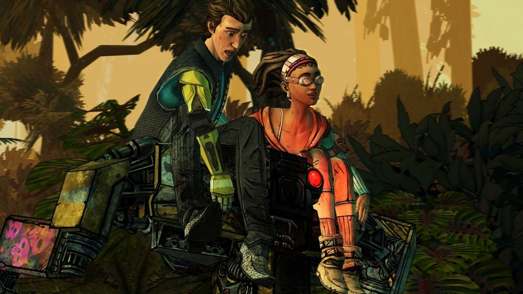 Tales from the Borderlands Episode 3 Catch A Ride Review Image 1