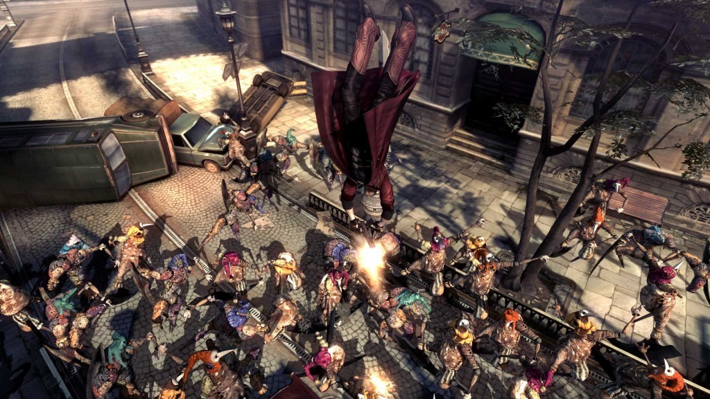 Devil May Cry 4 Special Edition Review Image 2