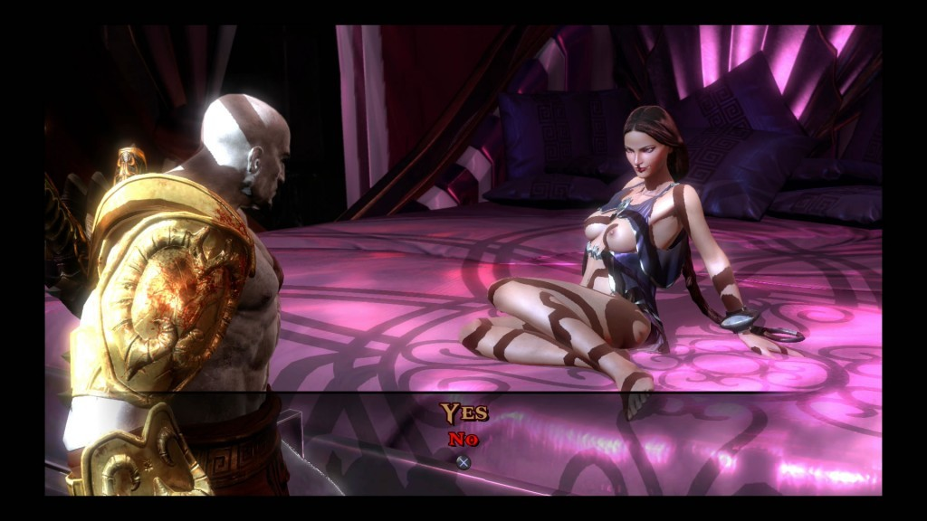 God of War III Remastered Review Image 3