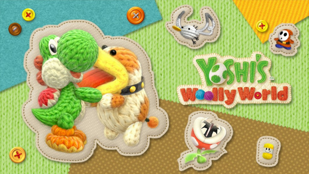 Yoshi's Woolly World Review Image 1