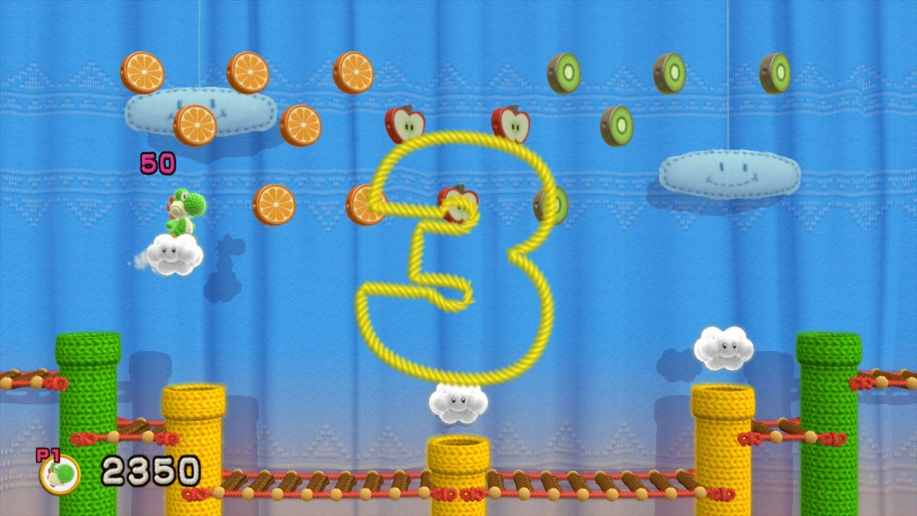 Yoshi's Woolly World Review Image 2