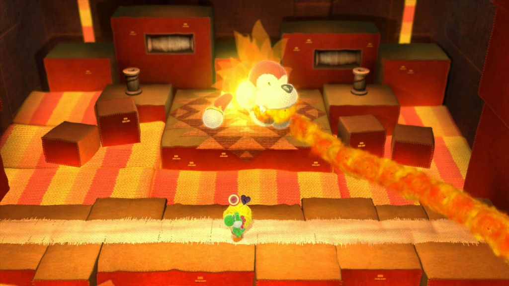 Yoshi's Woolly World Review Image 4