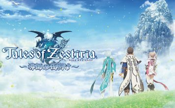 Tales of Zestiria Review Main