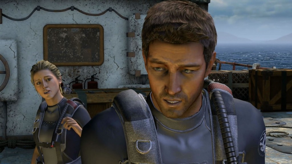 Uncharted Drake's Fortune HD Review Image 2