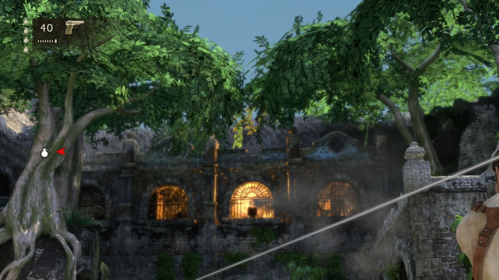 Uncharted Drake's Fortune HD Review Image 3