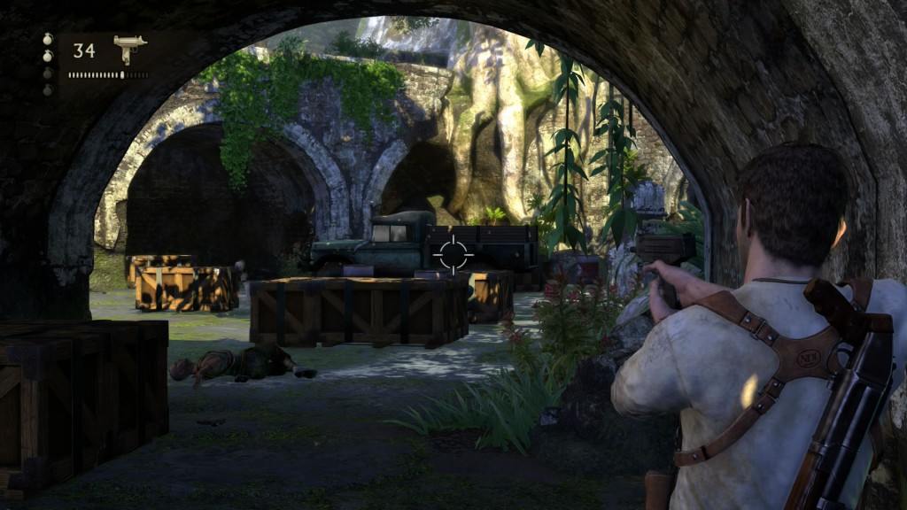 Uncharted Drake's Fortune HD Review Image 4
