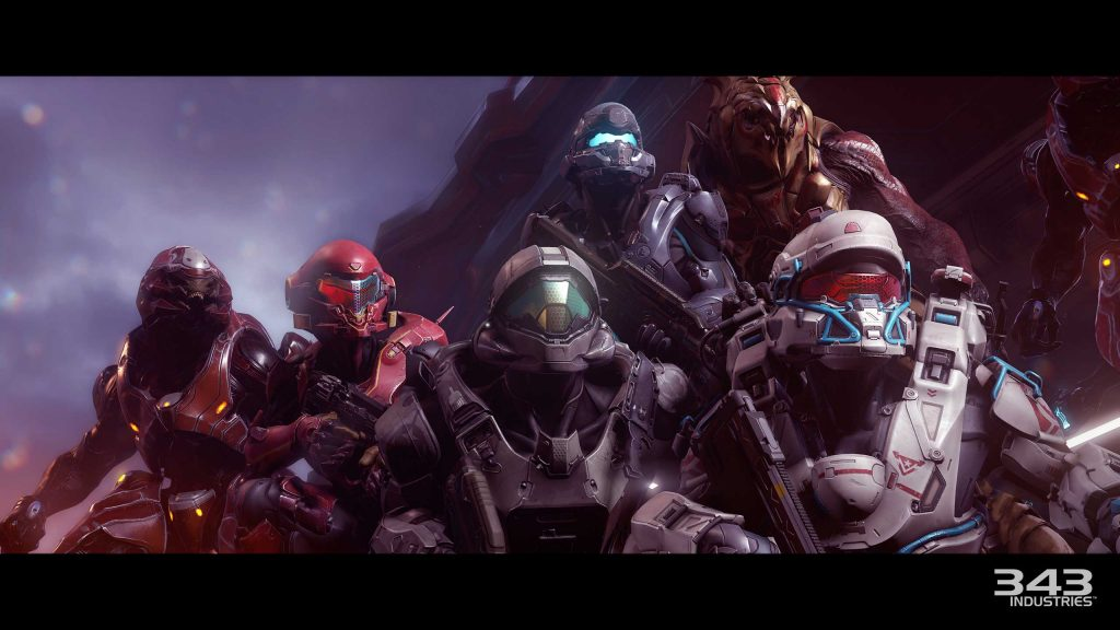 Halo 5 Guardians Campaign Review Screen 3
