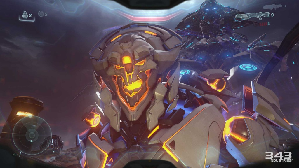 Halo 5 Guardians Campaign Review Screen 5