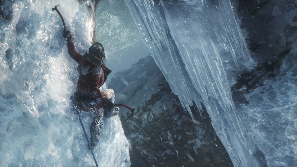 Rise of the Tomb Raider The Xbox Uncharted