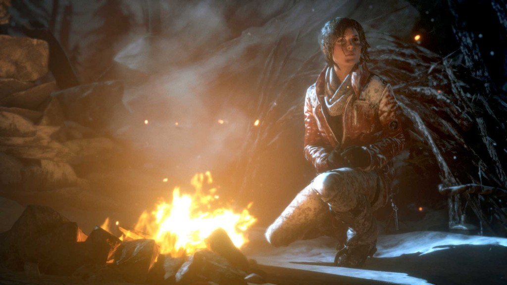 Rise of the Tomb Raider The Xbox Uncharted 2