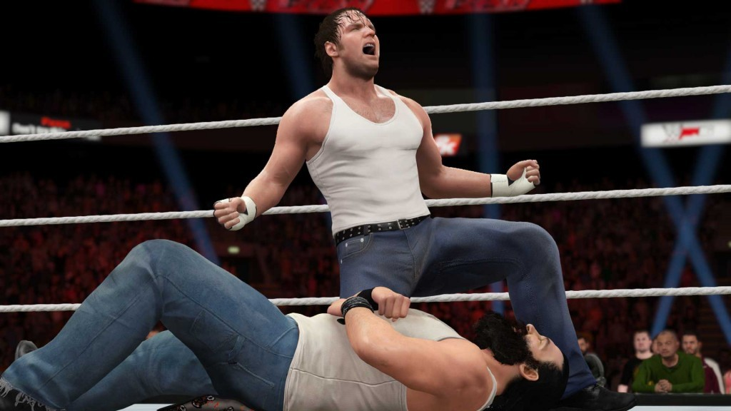 WWE 2K16 Review Image 2