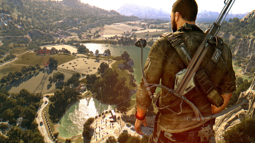 Dying Light The Following Launches