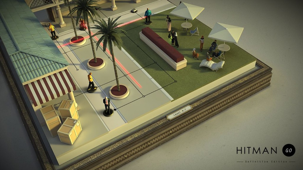 Hitman GO Definitive Edition Review 2