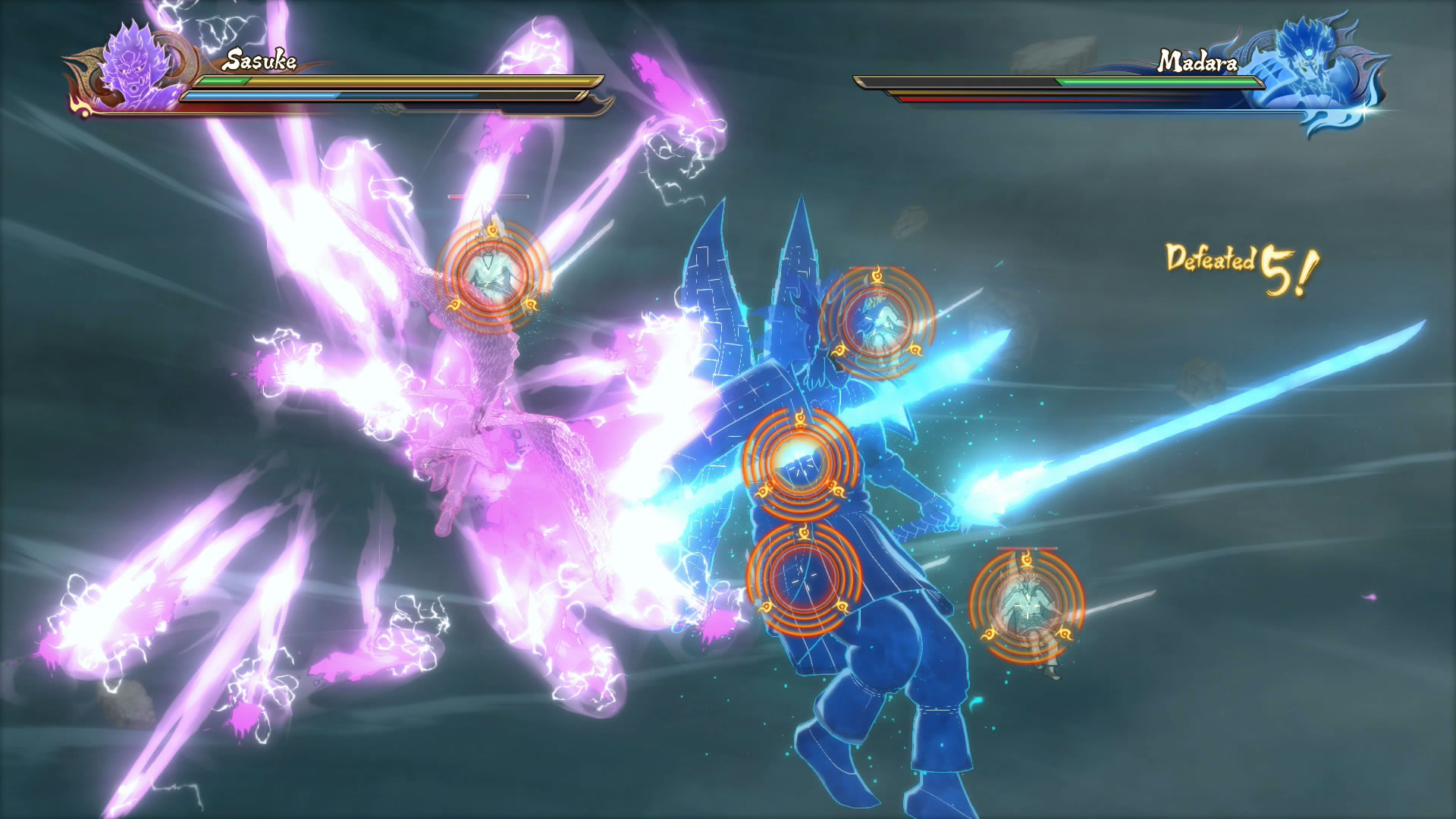 Naruto Shippuden Ultimate Ninja Storm 4 Gameplay Screenshot 2016-02-04 23-32-44