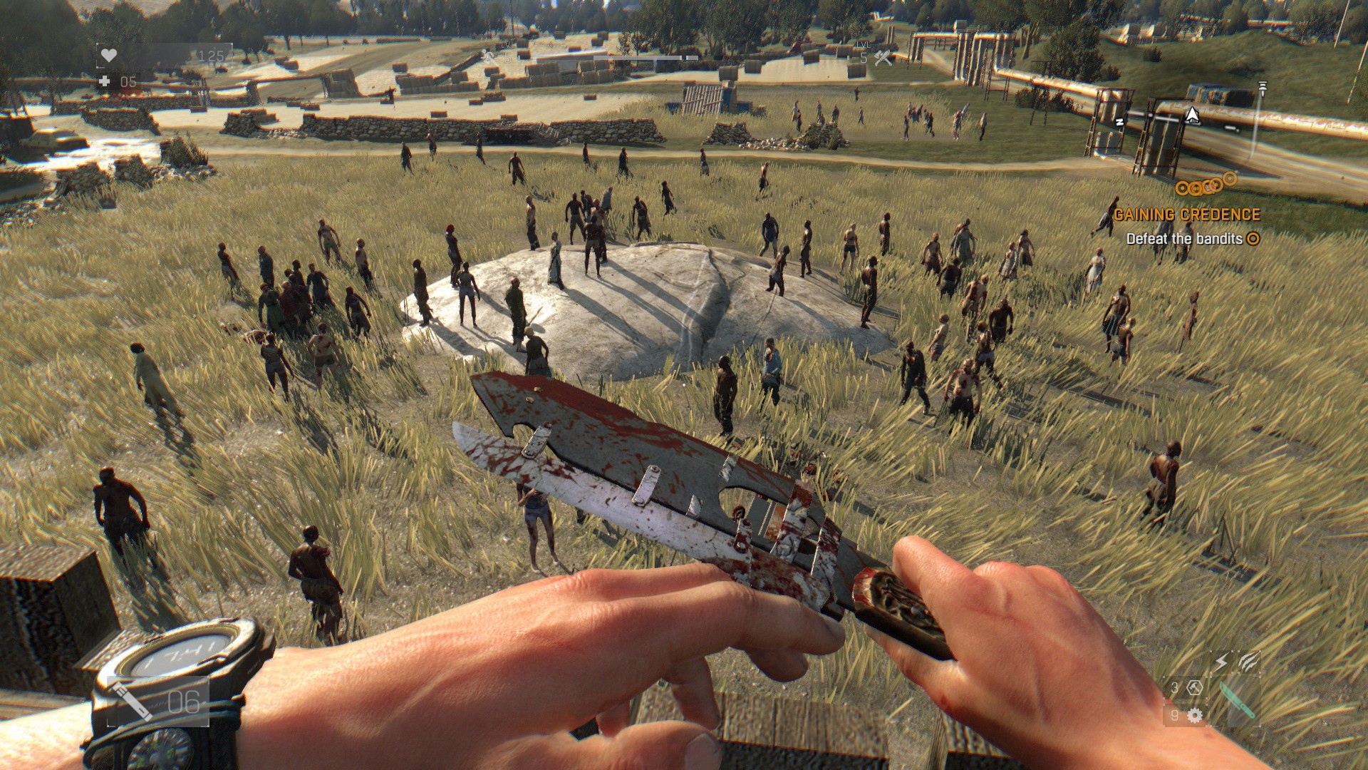 Dying Light The Following Review Tw
