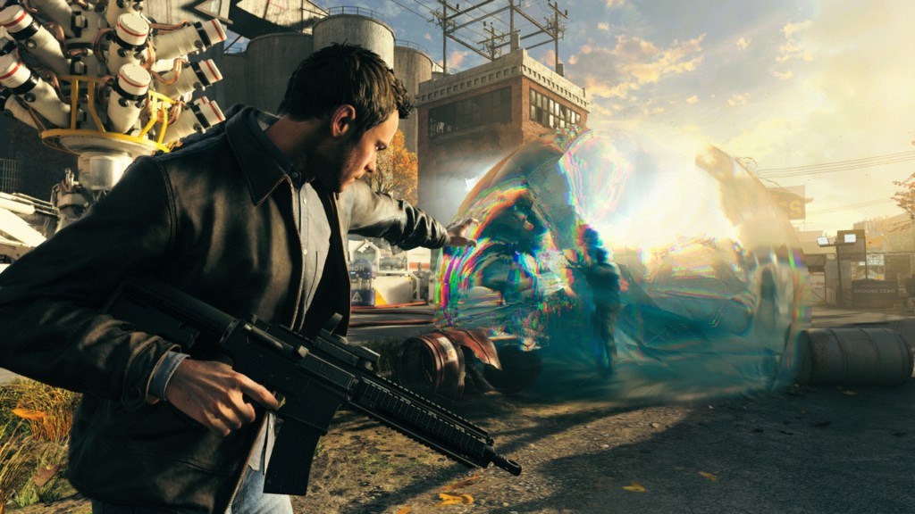 Quantum Break Preview 1