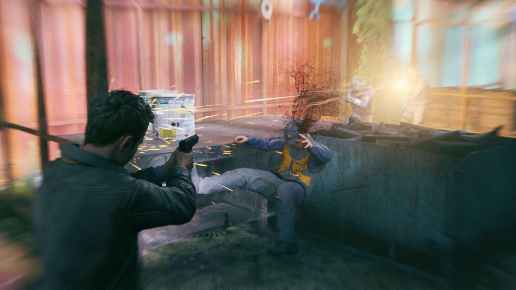 Quantum Break Review Screenshot 7