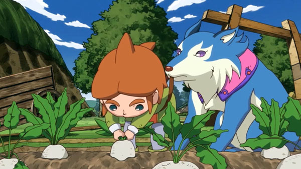 Return to PopoloCrois Screen 1
