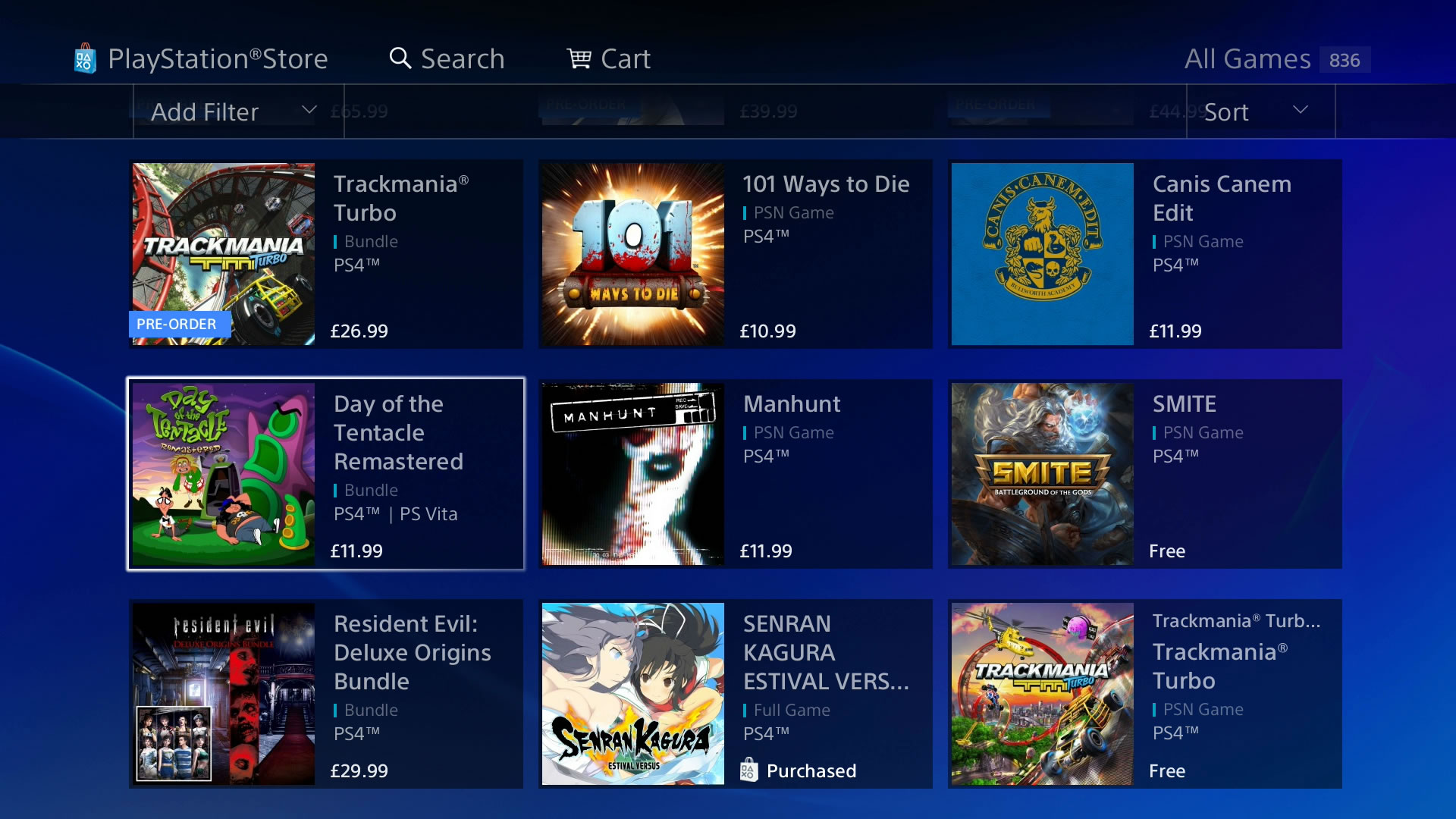 Weekly Playstation Store Update 22nd March 2016 Mgl