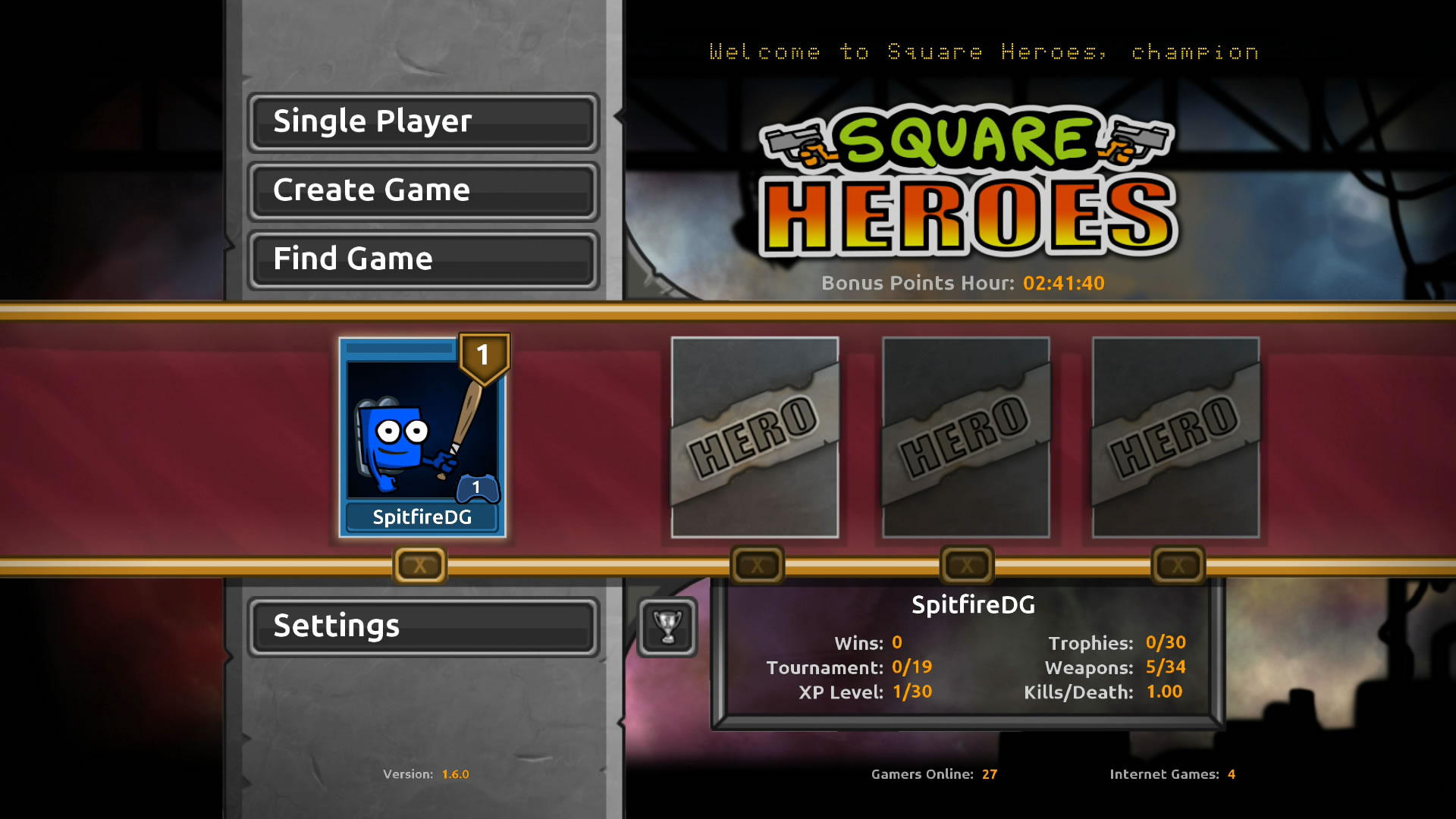 Square Heroes Review 1
