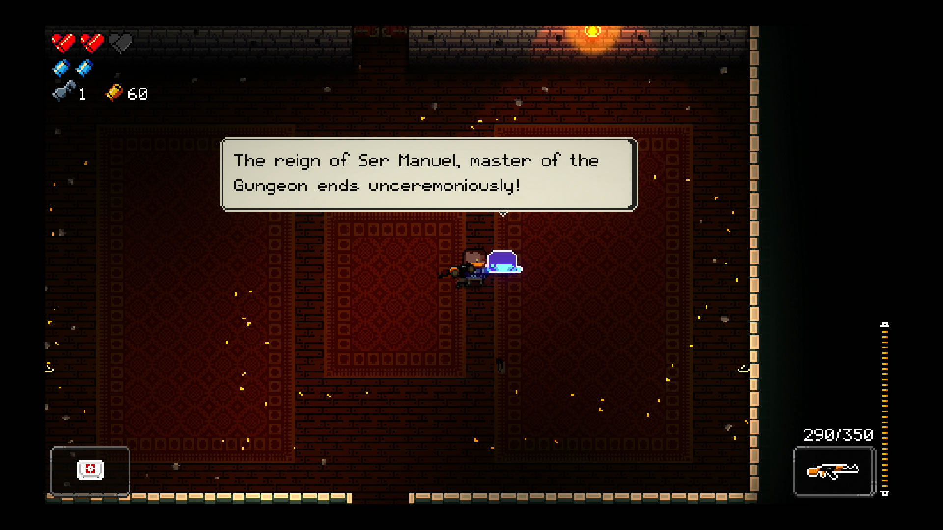 Enter the Gungeon Review 1