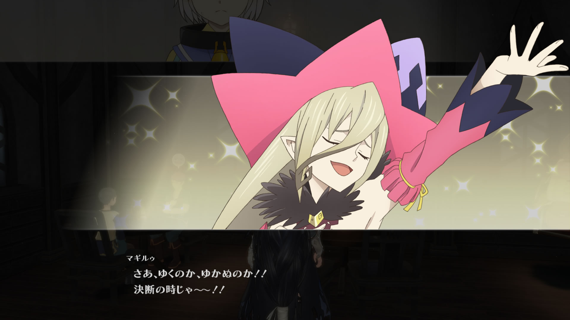 ales of Berseria Shows Off New Characters and Features 1