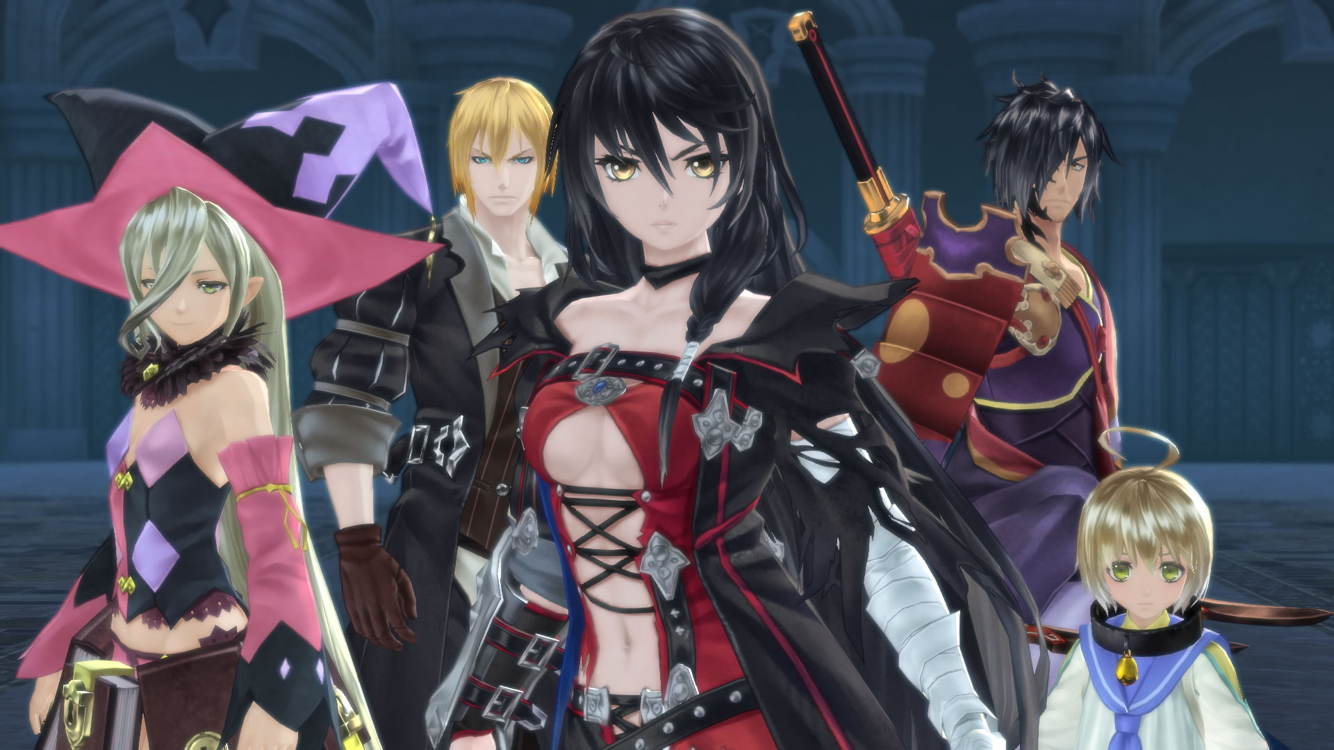 ales of Berseria Shows Off New Characters and Features 2