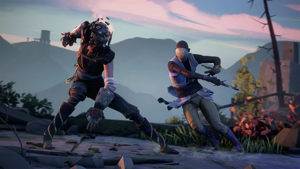 Absolver Weapons and powers image 2