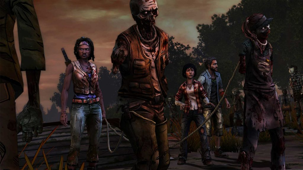Michonne Give no Shelter Review-1