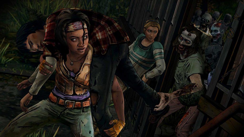 Michonne Give no Shelter Review