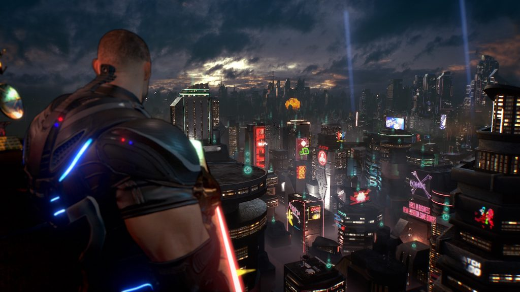 Best Upcoming Games Of 2017 Crackdown