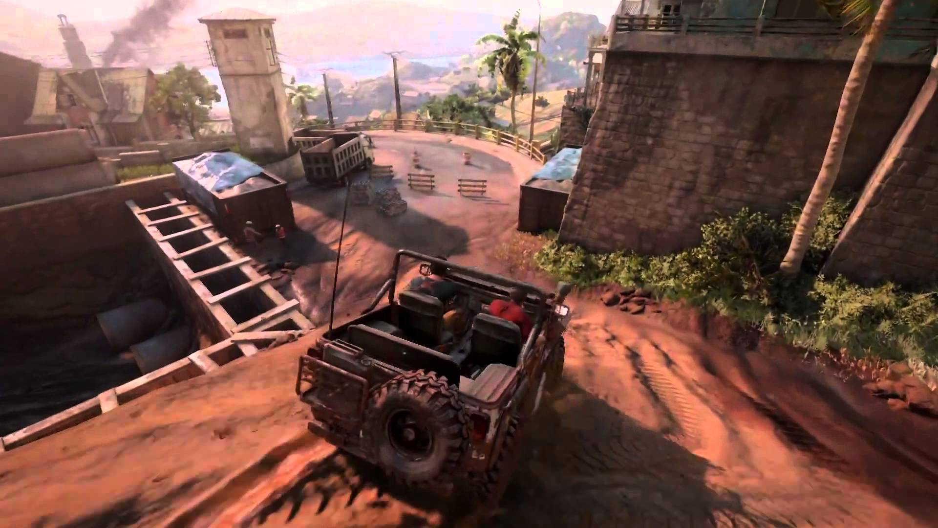 Uncharted 4 Review A Thief S Beautiful End Official Mgl Score