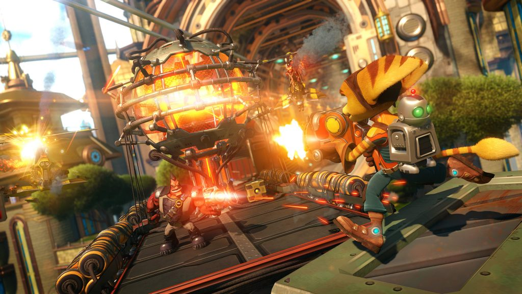 ratchet and clank review 1