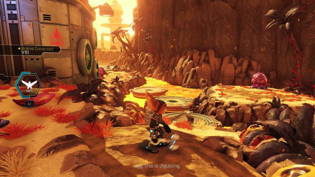 ratchet and clank review 2