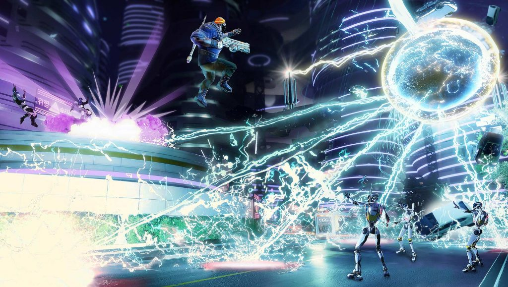 Agents of Mayhem Review image 2