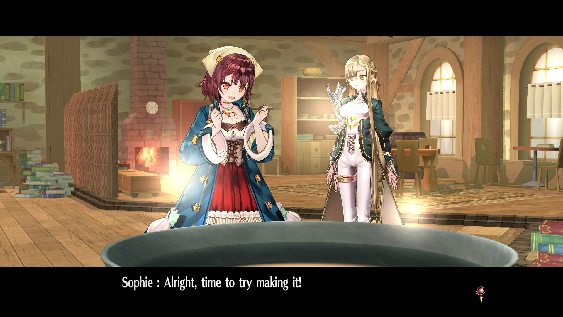 atelier sophie the alchemist of the mysterious book review mgl atelier sophie the alchemist of the mysterious book review 1