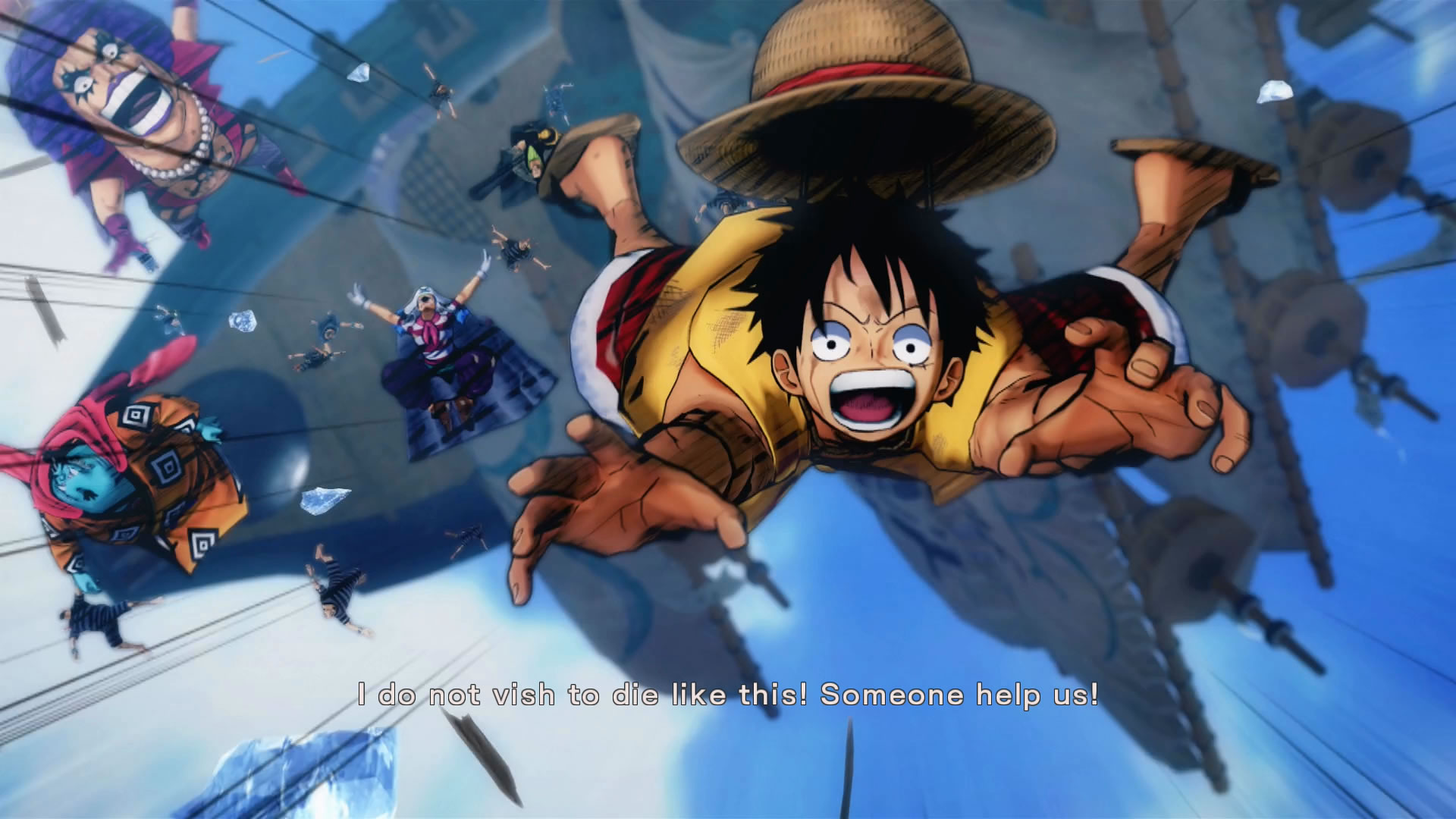 One Piece Burning Blood Review 1
