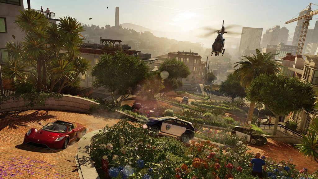 Watch Dogs 2 First Trailer 1