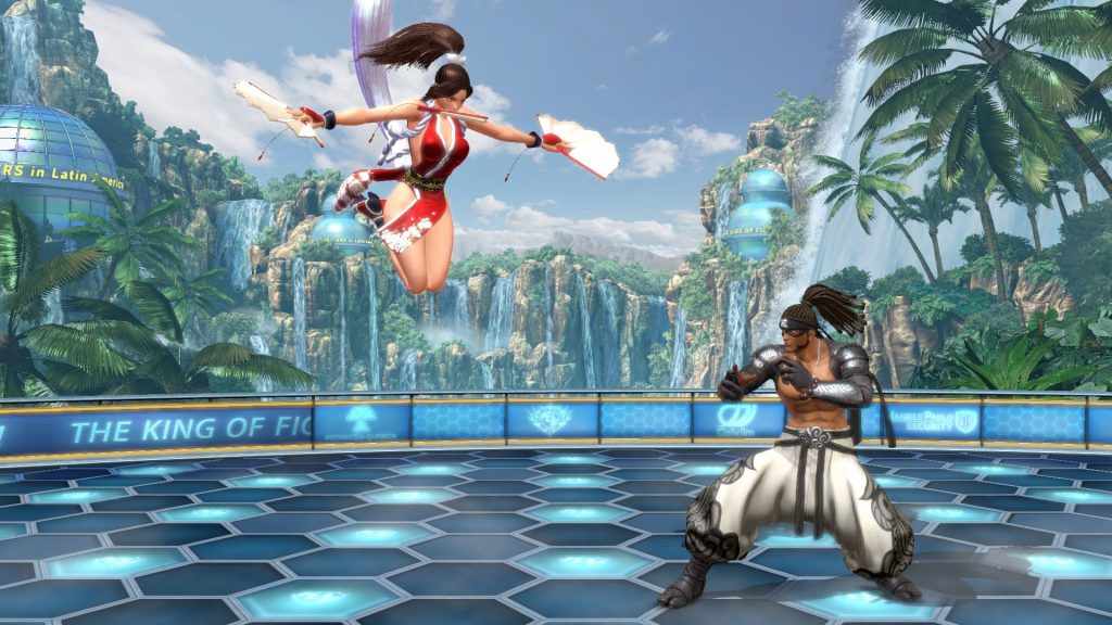 King of Fighters 14 Review 3