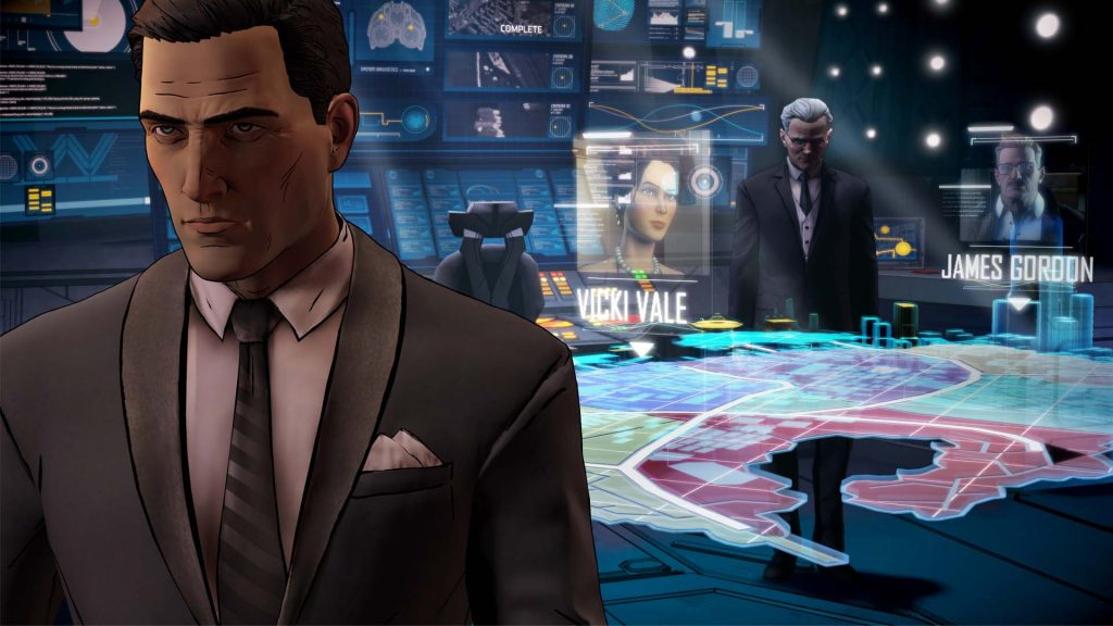 Batman Telltale Series Realm of Shadows Review Bruce