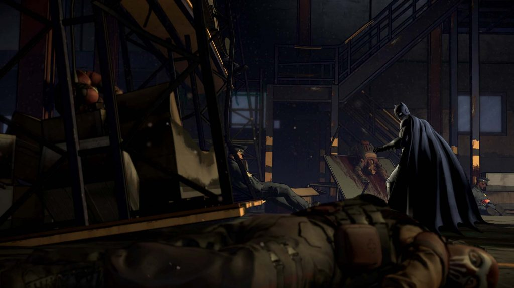 Batman Telltale Series Realm of Shadows Review Investigation